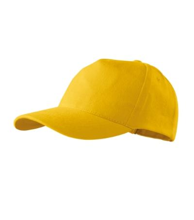 Adler Čepice 5P žlutá