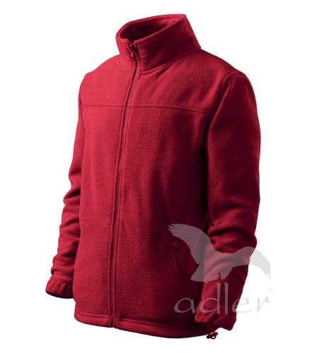 Adler Dětský Fleece Jacket 280 marlboro červená 6 let