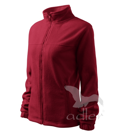 Adler Dámský Fleece Jacket 280 marlboro červená