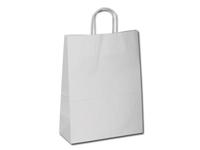 TWISTER - papírová taška, 18x8x25