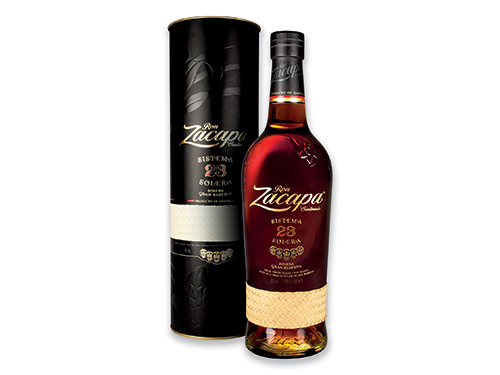 ZACAPA CARIBBEAN RUM - karibský rum 40%, objem 700 ml
