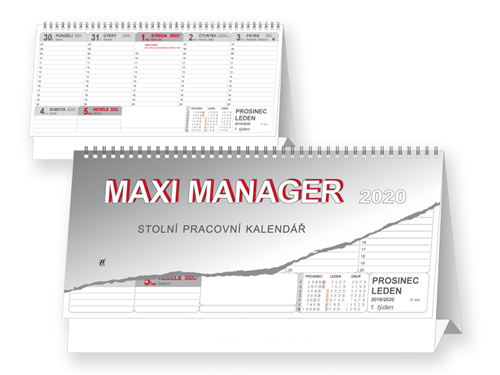 MAXI MANAGER 2017