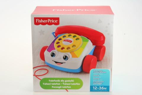 Fisher price Tahací telefon CMY08