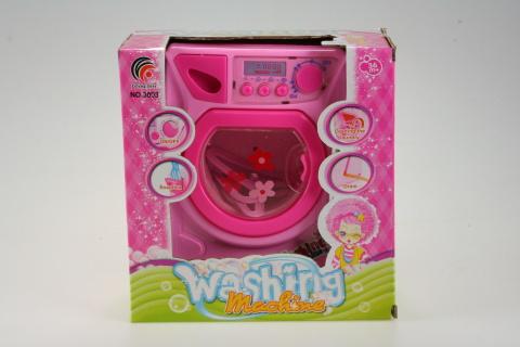 Pračka na vodu
