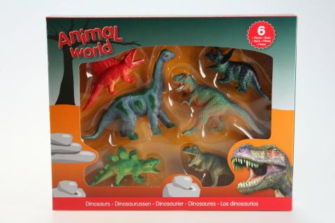 Dinosauři- zvířecí svět