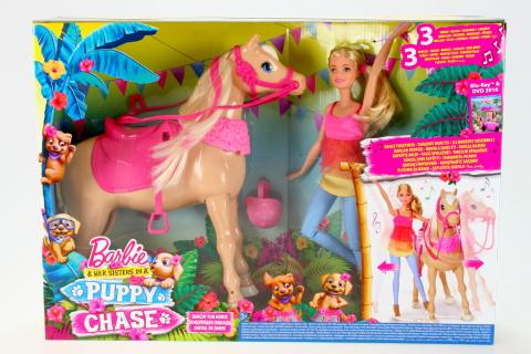 Barbie a tančící kůň DMC30