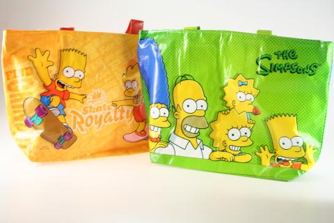 Taška Simpsons se zipem
