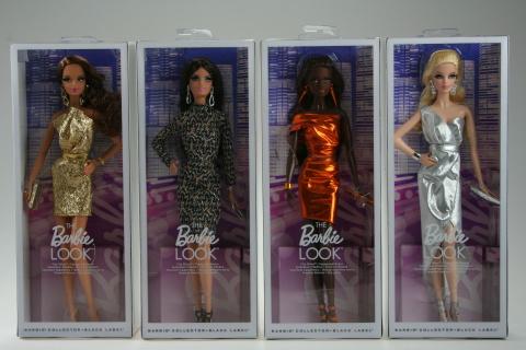 Barbie Sběratelská edice BCP86