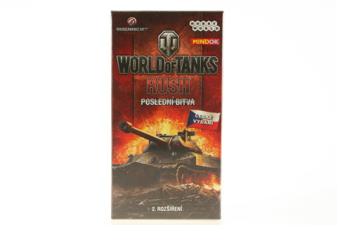 World of Tanks: Poslední bitva