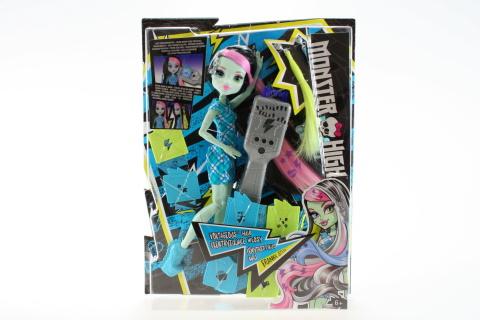 Monster High elektrizující Frankie DNX36
