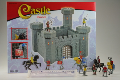 Hrad s rytíři