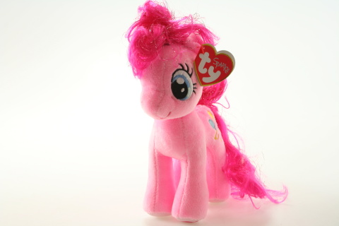 My little pony Lic PINKIE PIE 18 cm