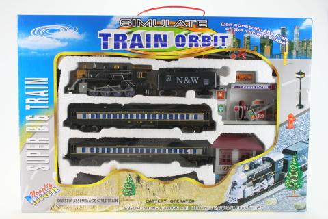 Vlaková sada