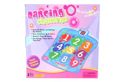 Hrací koberec Čísla