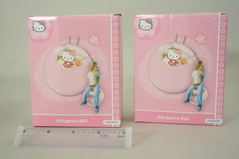 Skákací míč Hello Kitty 50cm