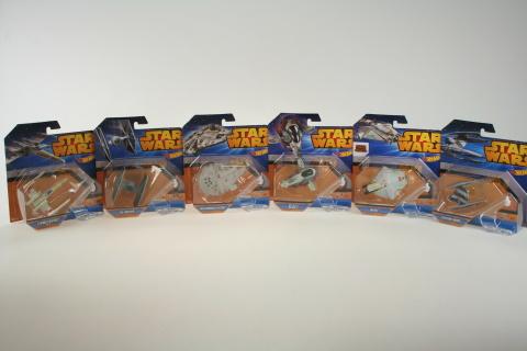 HTW Star Wars kolekce hvězdných lodí CGW52