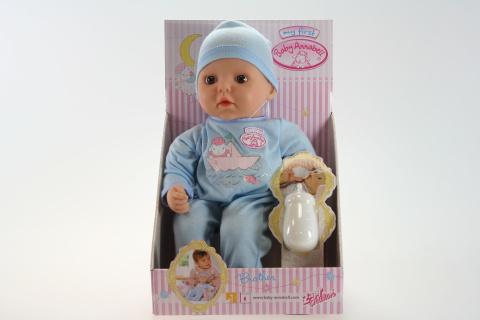 my first BABY Annabel bratříček