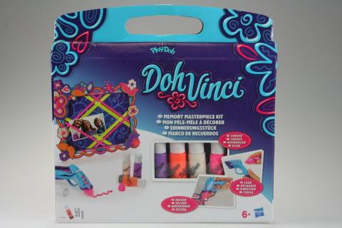 Play Doh Dohvinci set rámeček na fotografie