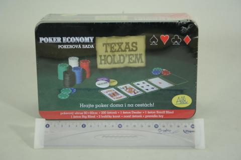 Poker ECO/plechovce