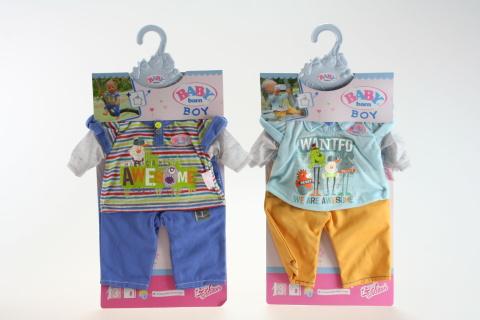 BABY Born Oblečení na chlapečka