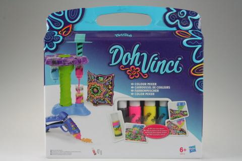 Play Doh Dohvinci set mixér barev