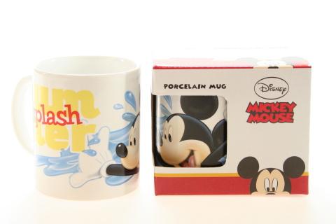 Porcelánový hrneček Mickey