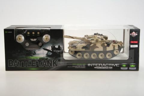 Tank RC s adaptérem