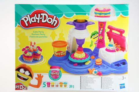Play Doh Set párty dort