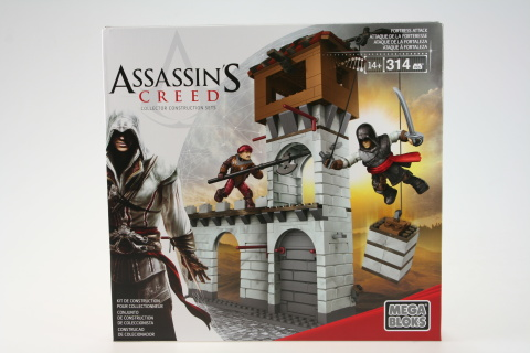 Mega Bloks Assassin`s Creed útok na pevnost DBJ04