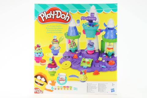 Play-Doh zmrzlinový palác TV 1.11. - 31.12.2016