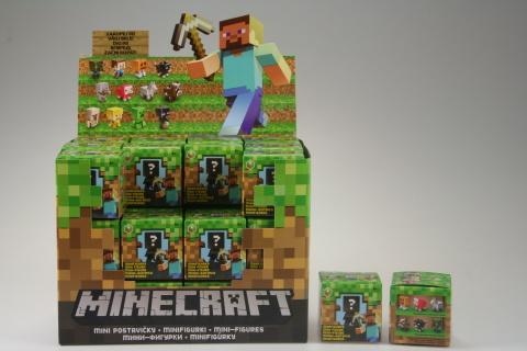 Minecraft minifigurka CJH36