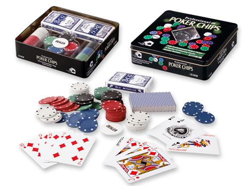 FULL HOUSE - pokerová sada