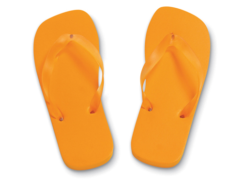 DANKY - plážové pantofle vel. 39