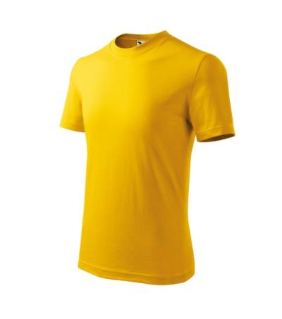 Tričko dětské Classic 160 žluté 10 let