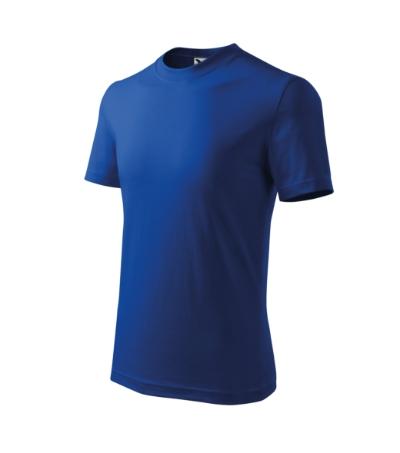 Tričko dětské Classic 160 královská modrá 10 let