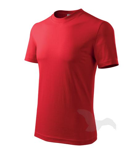 Classic tričko unisex červená 2XL