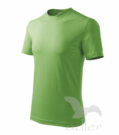 Tričko Heavy 200 trávově zelené XXL