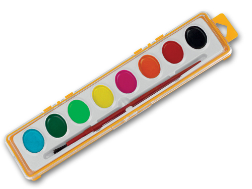 PAINTER - vodové barvy
