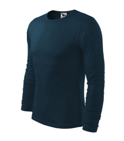 Triko pánské Fit-T Long Sleeve námořní modrá XXXL