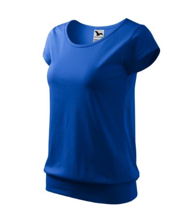 City tričko dámské královská modrá 2XL