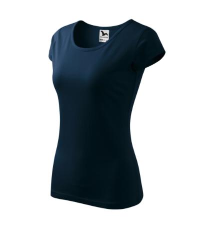 Tričko dámské Pure námořní modrá 3XL