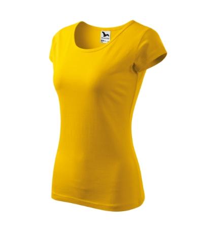 Tričko dámské Pure 150 žluté XXL