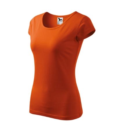 Tričko dámské Pure 150 oranžové XXL