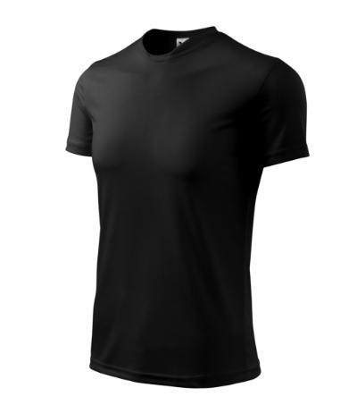 Tričko Fantasy černá XXXL