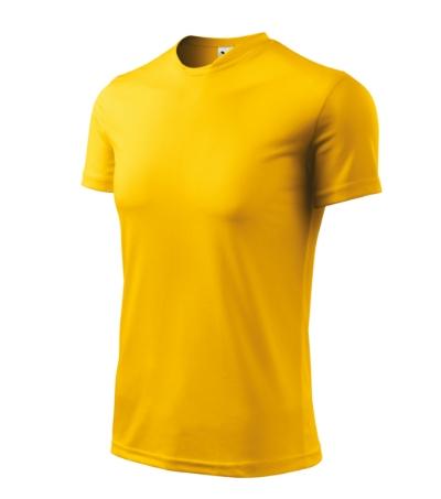 Tričko Fantasy žlutá XXXL