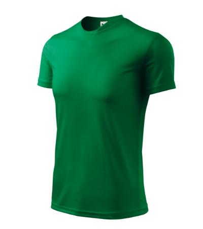 Tričko Fantasy středně zelená XXXL