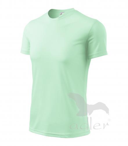Fantasy tričko pánské světlá mátová 3XL
