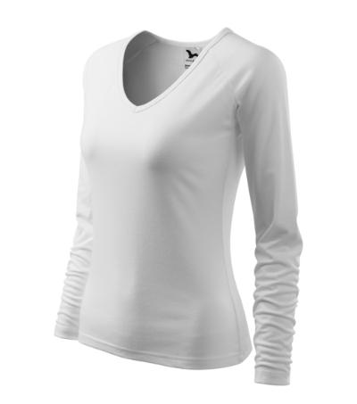 Triko dámské Elegance bílá 3XL