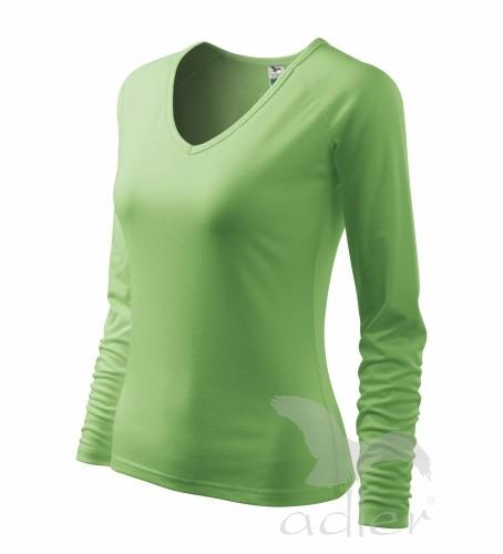 Tričko dámské Elegance trávově zelená XXL