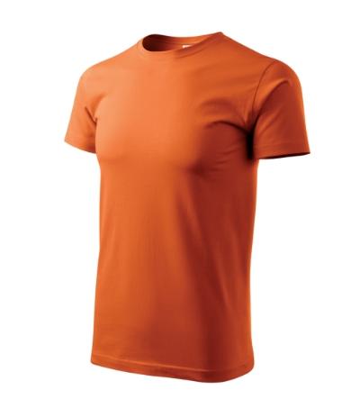 Triko Basic oranžová XXXXL